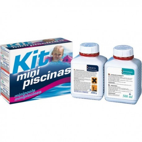 Kit Minipiscinas ECOPOOL