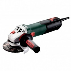 Rebarbadora angular METABO WA 12 - 125 QUICK (AUTOBALANCER)