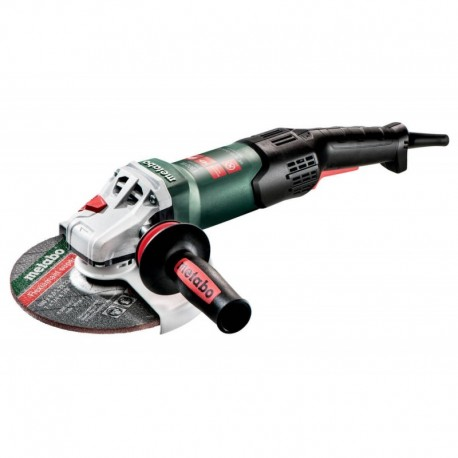 Rebarbadora angular METABO WE 19 - 180 QUICK RT