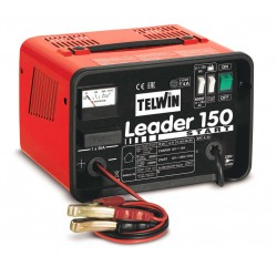 Carregador de Bateria TELWIN LEADER 150 START 230V