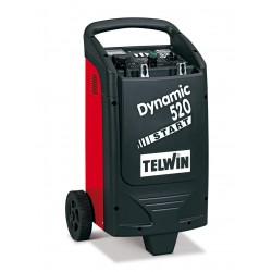 Carregador de Bateria TELWIN DYNAMIC 520 START 230V 12-24V
