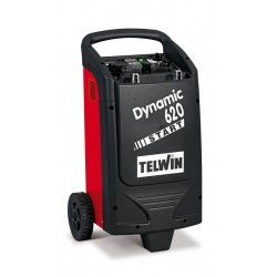 Carregador de Bateria TELWIN DYNAMIC 620 START 230V 12-24V