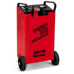 Carregador de Bateria TELWIN ENERGY 1000 START 230-400V