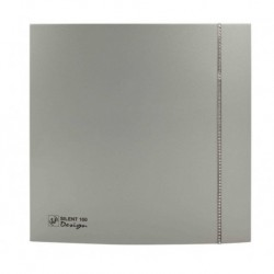 Extractor S&P SILENT-100 CZ SILVER DESIGN
